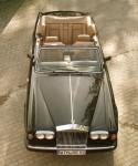 Cabriolet Oldtimer, Rolls Royce Cabrio, Auto Vermietung